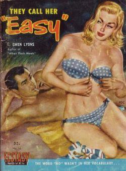 ретро-обложки - девушки с обложек журналов