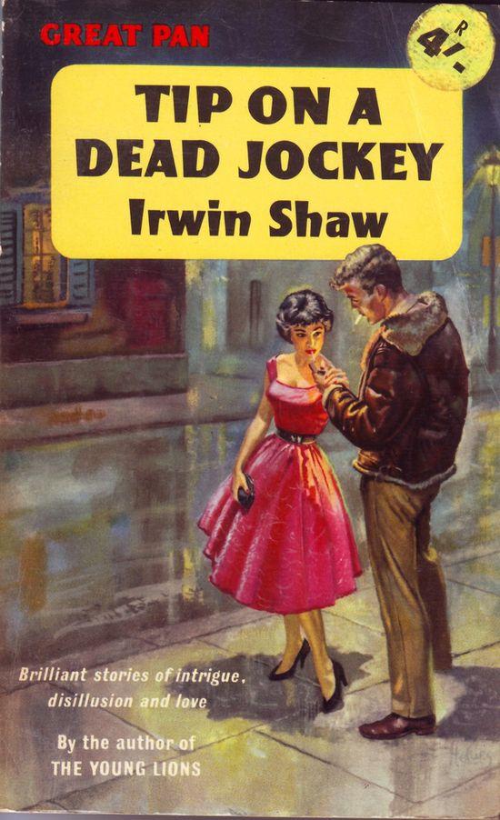 Ретро-обложка - девушка с обложки 50-х годов