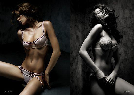 Фотограф Richard Warren - фэшн, реклама, гламур, белье, мода