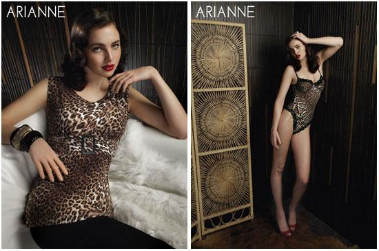 Осення коллекция белья от Arianne Lingerie, Канада