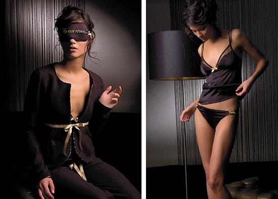 Женское белье из Франции - Bien fee pour toi - осень зима 2008-2009