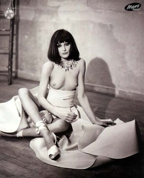 Карла Бруни - первая леди Франции