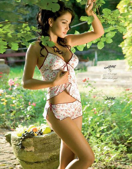 Jolidon новая коллекция белья весна лето 2008