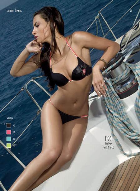 Jolidon новая коллекция купальников весна лето 2008