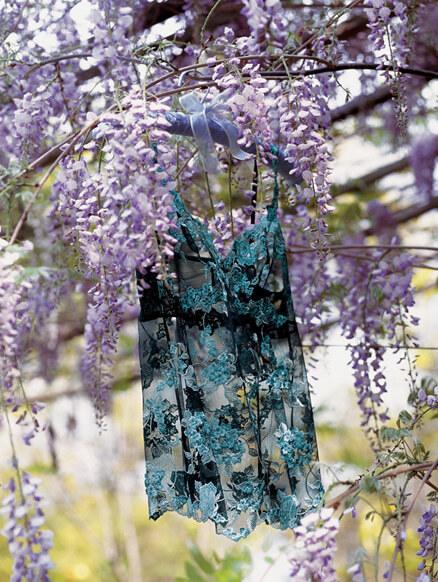 Коллекция белья весна/лето 2008 от компании Trefle, Япония
