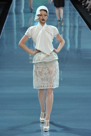Прозрачные юбки подчеркивающие