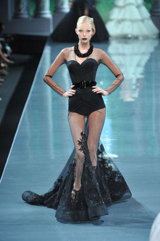 Новая коллекция сезона осень 2008 от Christian Dior