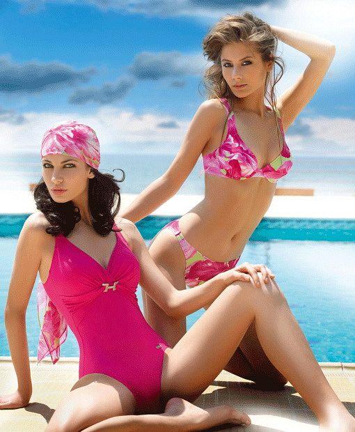 Коллекция купальников 2008 от компании Sariana