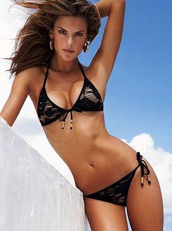 Вязаный купальник бикини от Victoria's Secret