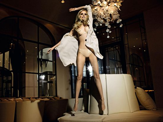 Новая коллекция женского белья от Marie Jo, сезон осень-зима 2008-2009