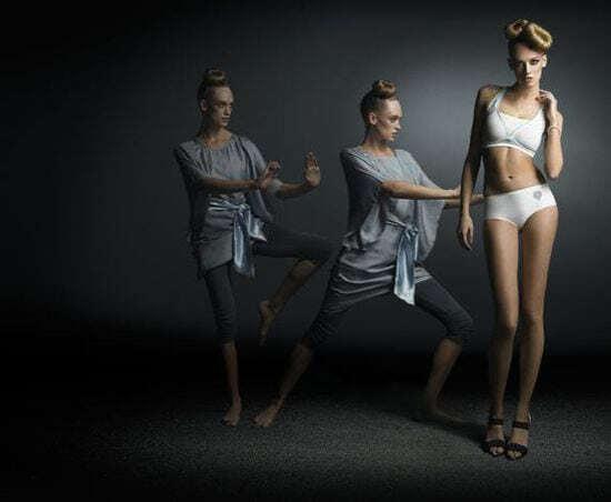Спортивное белье Marie Jo Intense - новая коллекция женского белья для активных женщин