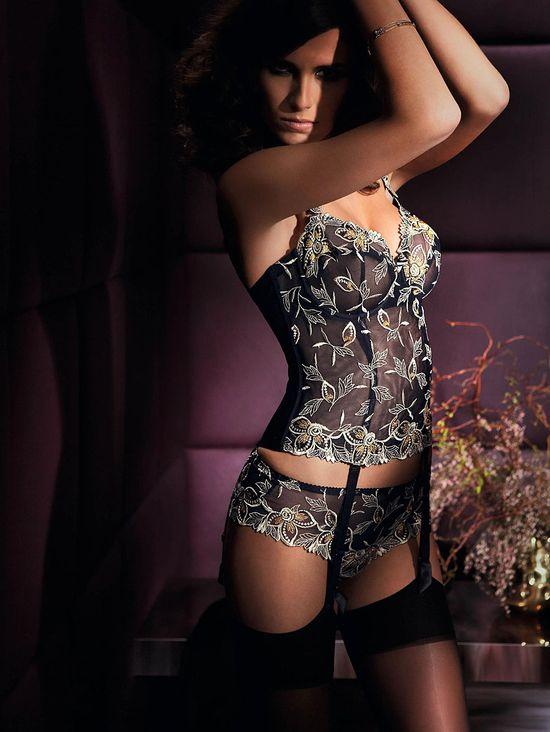 Новая коллекция женского белья от Prima Donna, осень-зима 2008-2009