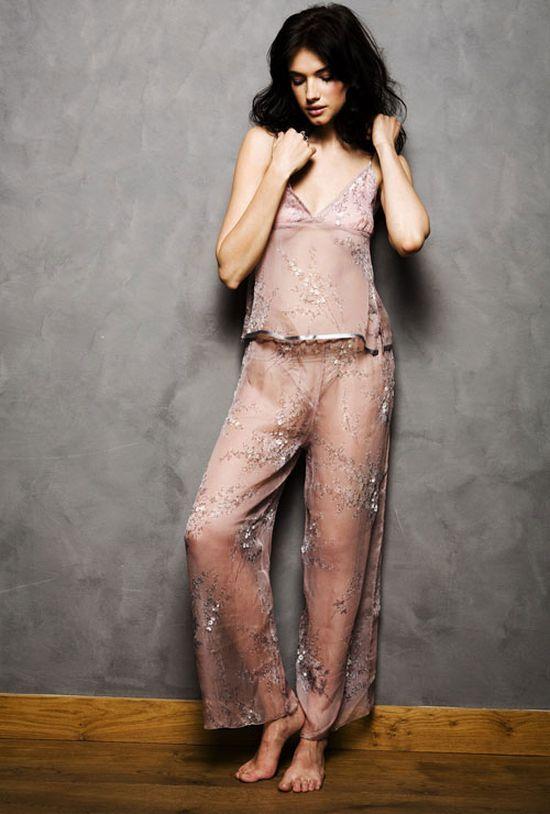 Новая коллекция эксклюзивного женского белья от Si Belle, сезон осень зима 2008