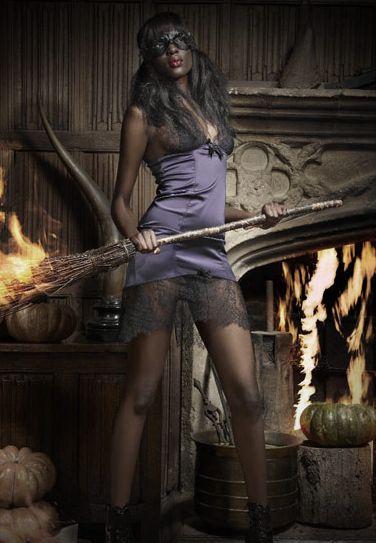 Сезон ведьм - новая коллекция сексуального женского белья от Agent Provocateur