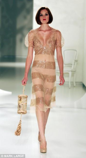Jasper Conran, новая колекция белья и одежды, весна 2009
