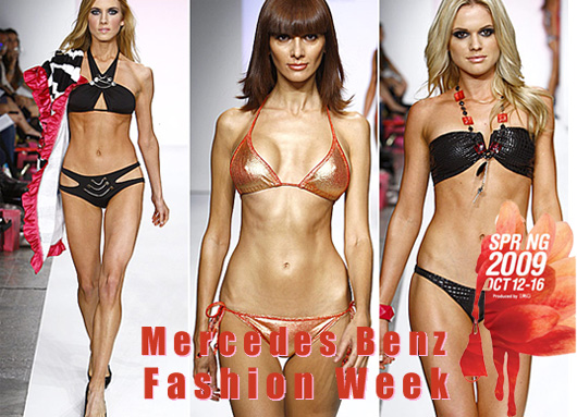 Mercedes Benz Fashion Week, Лос-Анжелес