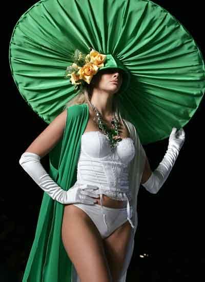 Новая коллекция женского белья от Nikos-Takis (Греция), сезон лето 2009