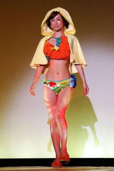Креативное белье - конкурс молодых дизайнеров нижнего белья