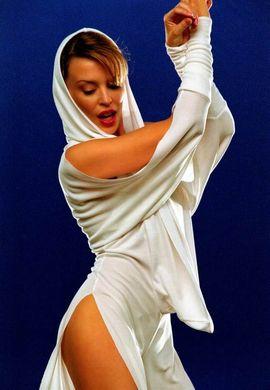 Кайли Миноуг - когда сексуальность встречается со стилем