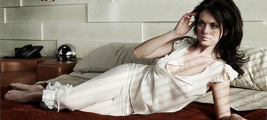 Прекрасная маркиза - коллекция белья в стиле ретро