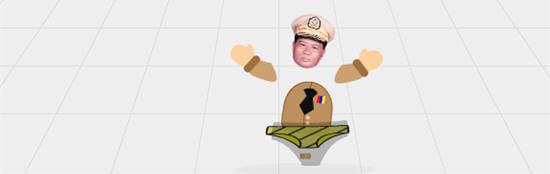 Трусики-убийцы борются с диктатурой