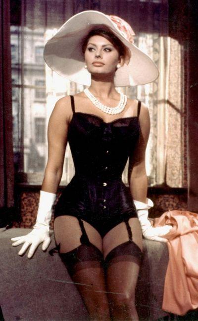 Секреты сексуальности Софи Лорен
