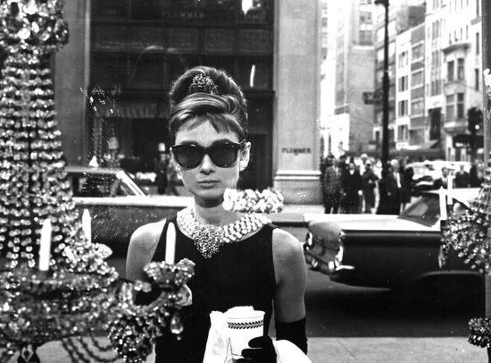 Легенды - маленькое черное платье Одри Хепберн в фильме Завтрак у Тиффани