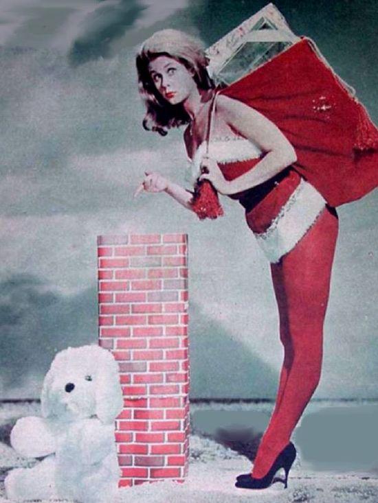 Старый, старый Новый год - новогодние и рождественские ретро-фотографии