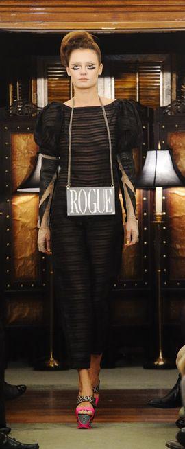 Мини от ROGUE - новая коллекция модной одежды от российских дизайнеров