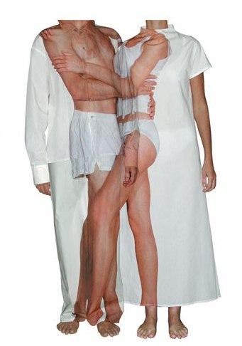 Пижама для двоих!