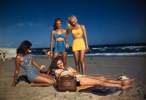 Купальники 1940