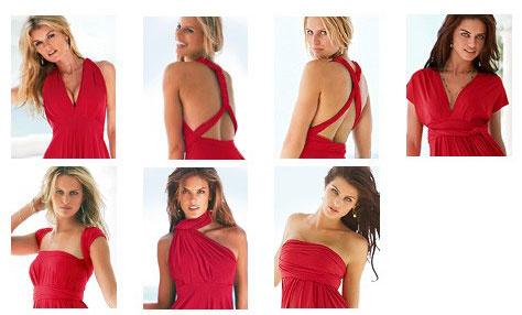 """Платья-трансформеры - """"убийственное оружие"""" в руках любой модницы"""