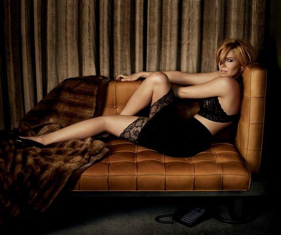 Красивые фотографии женского белья с обложек и разворотов модных журналов