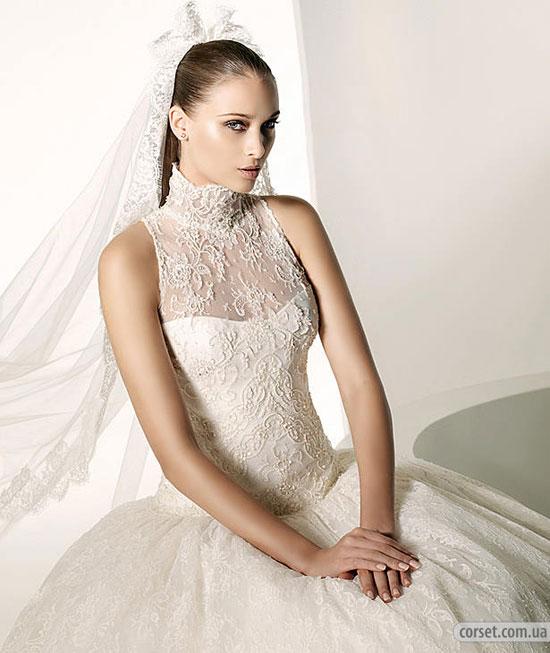 Сыграем в свадьбу? Свадебные платья от ведущих дизайнеров и домов моды. Коллекции 2009 года