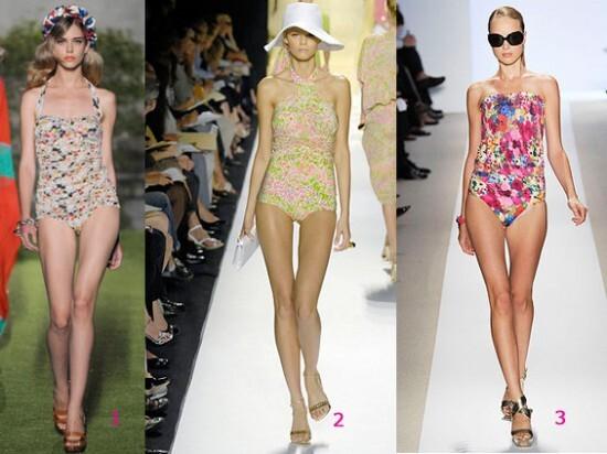 Последние тенденции пляжной моды 2009