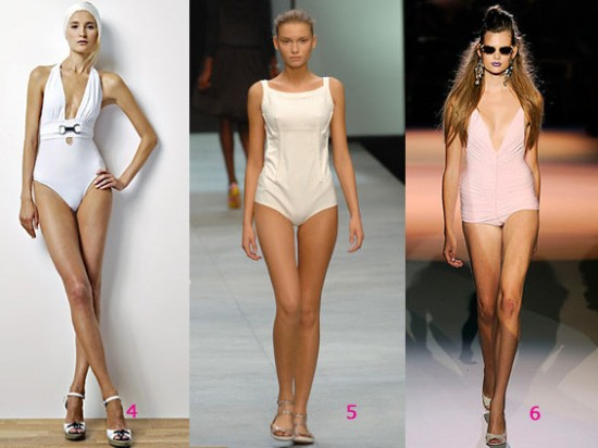 Последние тенденции пляжной моды 2009 года