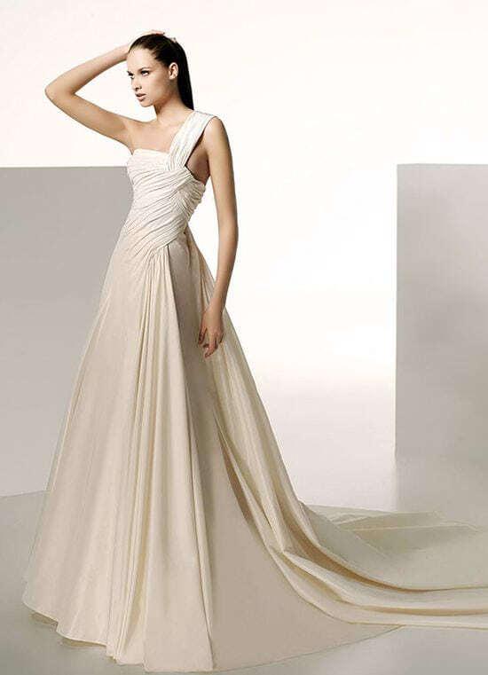 Свадьба 2009. Часть 3. Свадебное платье для богини