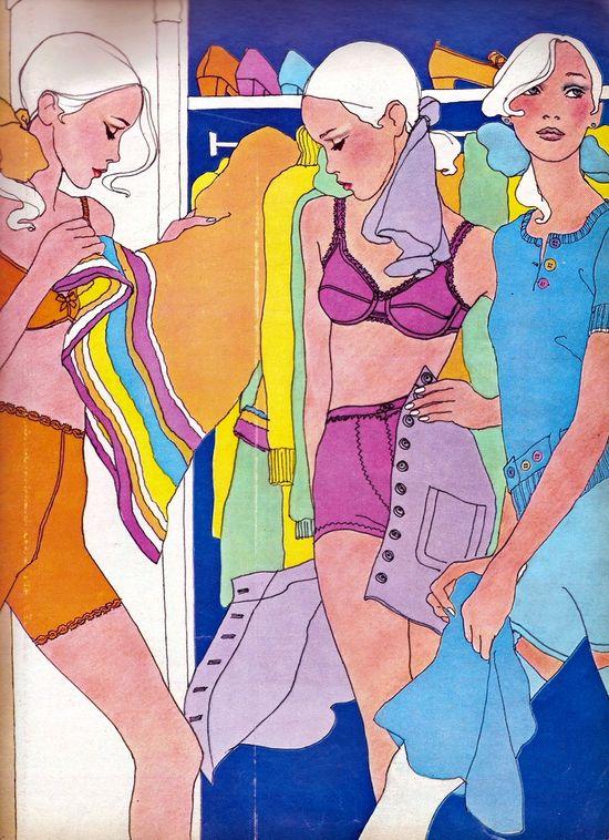 Ретро-пятница. Elle 1967