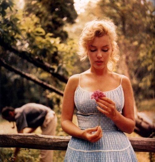 Мэрилин Монро - супер-блондинка