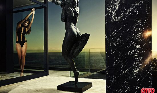 Dirk Messner. Красивое женское белье глазами фотографа