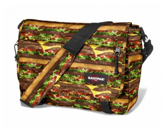 Сумка-гамбургер для любителей фастфуда