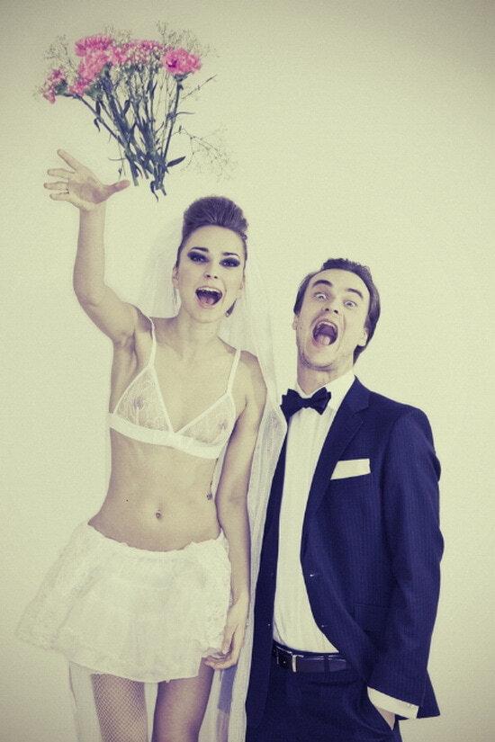 Свадебная коллекция белья от Kriss Soonik Loungerie