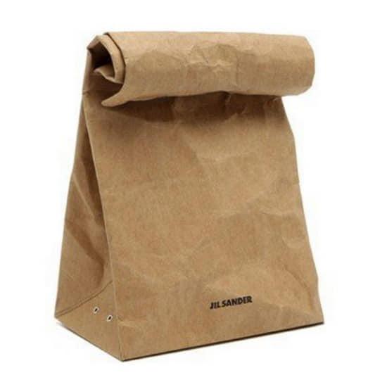 Эко-мода: бумажная сумка за $290