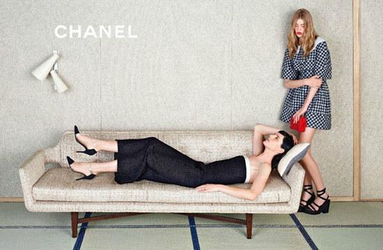 Кампания Chanel - Spring 2013 (6)