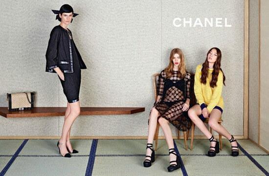 Кампания Chanel - Spring 2013 (5)