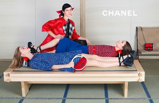 Кампания Chanel - Spring 2013 (4)