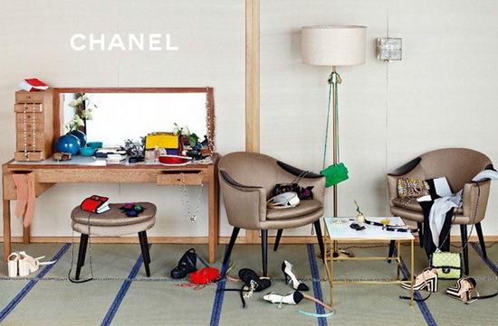 Кампания Chanel - Spring 2013 (3)