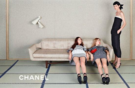 Кампания Chanel - Spring 2013 (2)