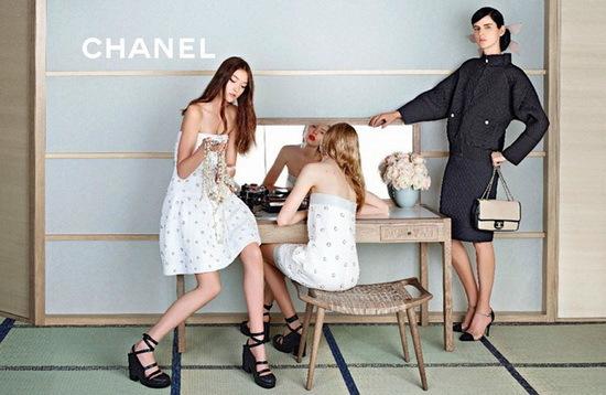 Кампания Chanel - Spring 2013 (1)