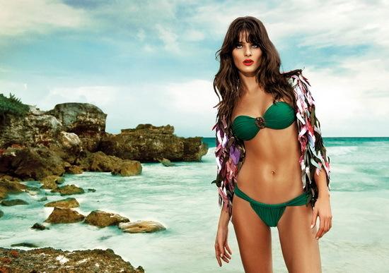 Изабели Фонтана снялась для лукбука Morena Rosa